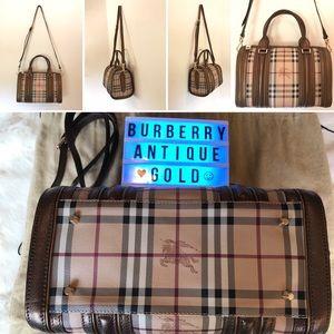 Burberry Bags - ♥️Burberry Haymarket  Alchester Bowling Bah